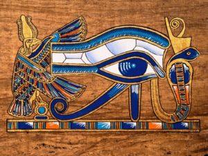 Oko Horusa – znaczenie i symbolika