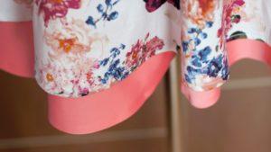 Czy wiesz jak przedłużyć sukienkę?