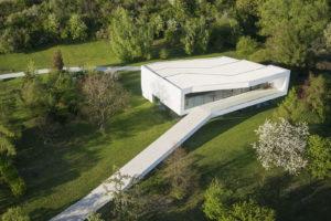 Dom po Drodze – najnowsza architektoniczna realizacja Roberta Koniecznego