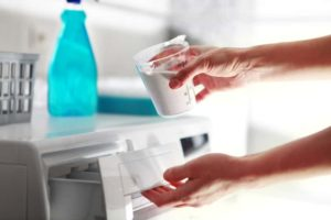 Czy wiesz ile proszku do prania dodać?