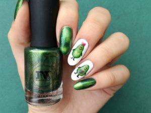 Czy zielone paznokcie to dobry pomysł?